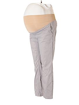 Ann Taylor LOFT Khakis Size 0 (Maternity)