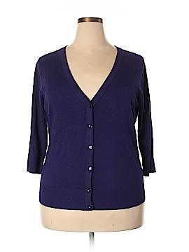 14th & Union Cardigan Size 2X (Plus)