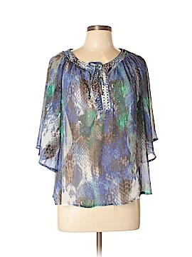 Valerie Stevens Short Sleeve Blouse Size XL (Petite)