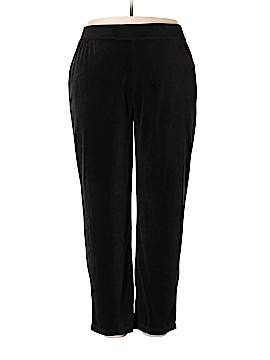 Faded Glory Velour Pants Size 2X (Plus)