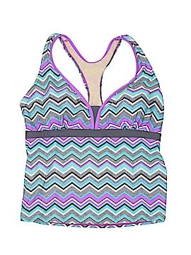 ZeroXposur Swimsuit Top Size 16