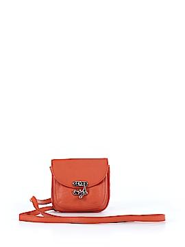 Sundance Leather Crossbody Bag One Size