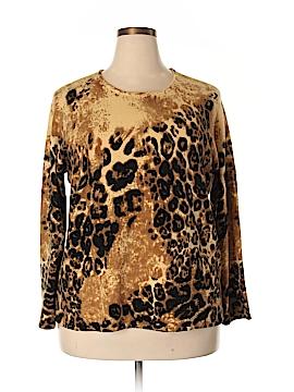 Designers Originals Pullover Sweater Size 2X (Plus)