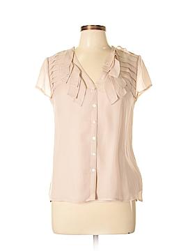 Talbots Short Sleeve Blouse Size 6