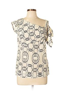 Leifsdottir Short Sleeve Blouse Size 8