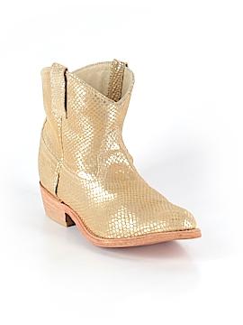 Miz Mooz Ankle Boots Size 7