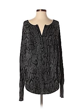 BCBGMAXAZRIA Silk Cardigan One Size