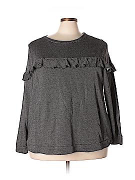 Ava & Viv Pullover Sweater Size 4X (Plus)