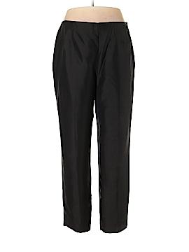 Amanda Smith Silk Pants Size 16