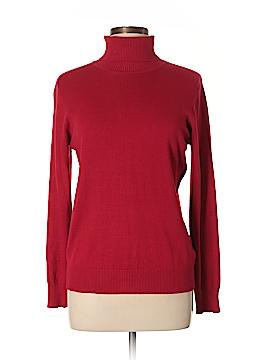 Joseph A. Turtleneck Sweater Size L (Petite)