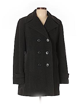 Edc by Esprit Wool Coat Size L