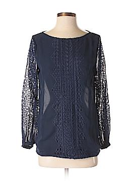 Kas New York Long Sleeve Blouse Size XS