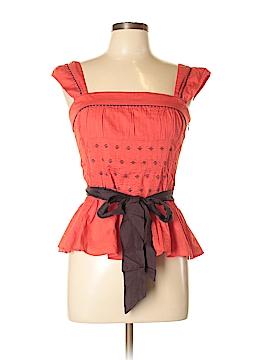 Floreat Sleeveless Blouse Size 10