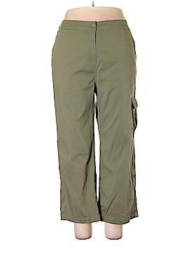 D&Co. Casual Pants Size 1X (Plus)