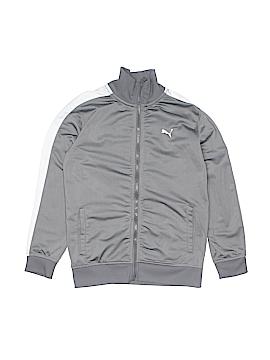 Puma Track Jacket Size S (Kids)