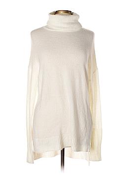 Olivaceous Turtleneck Sweater Size M
