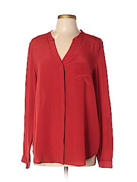Trouve Long Sleeve Blouse Size L