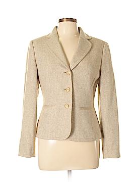 Casual Corner Silk Blazer Size 6