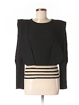 Sonia Rykiel Long Sleeve Blouse Size S