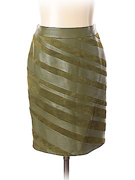 Carlisle Leather Skirt Size 0