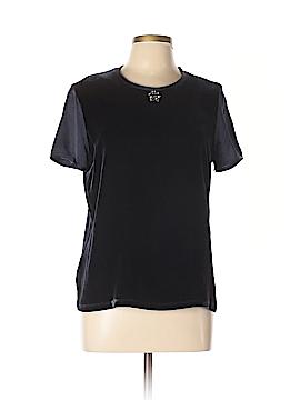 CH Carolina Herrera Short Sleeve Blouse Size L