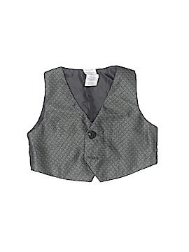 Happy Fella Tuxedo Vest Size 6-9 mo