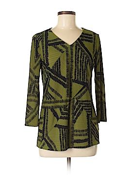 Dana Buchman 3/4 Sleeve Top Size S