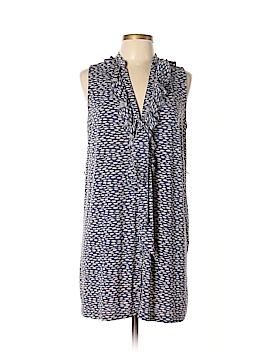 Daisy Fuentes Casual Dress Size L (Petite)