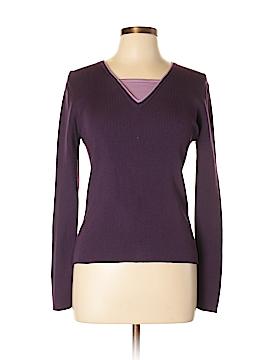 Cappagallo Women Pullover Sweater Size L