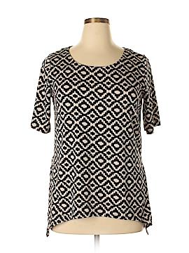 I.N. Studio Short Sleeve Top Size XL