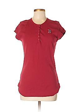 Antigua Short Sleeve Henley Size XL