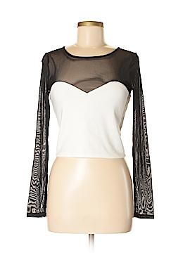 XXI Long Sleeve Blouse Size M