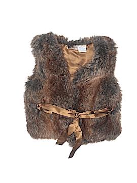 Kids R Us Faux Fur Vest Size 4T