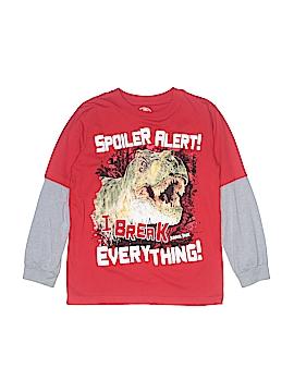 Universal Studios Kids Long Sleeve T-Shirt Size 10 - 12