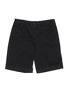 White House Black Market Khaki Shorts Size 10