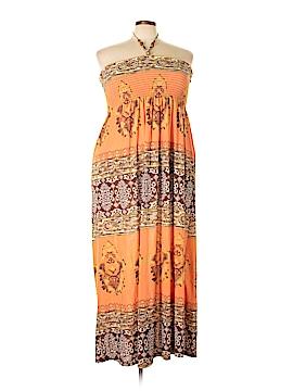 JouJou Casual Dress Size 2X (Plus)