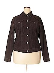 Lands' End Women Jacket Size 1X (Plus)
