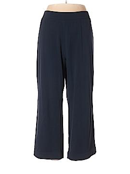 Jones New York Signature Velour Pants Size 3X (Plus)