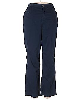 Liz & Me Casual Pants Size 18W (Plus)