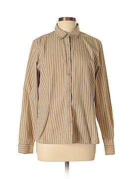 Casual Corner Long Sleeve Button-Down Shirt Size 14