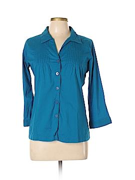 Fabindia Long Sleeve Button-Down Shirt Size XL