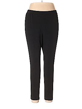 Adrienne Vittadini Leggings Size 3X (Plus)