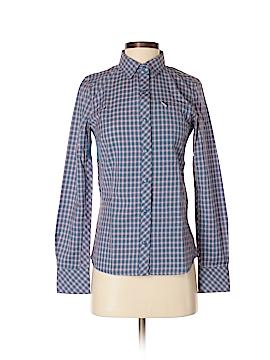 Ice Breaker Long Sleeve Button-Down Shirt Size XS