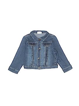 Crazy 8 Denim Jacket Size 2T