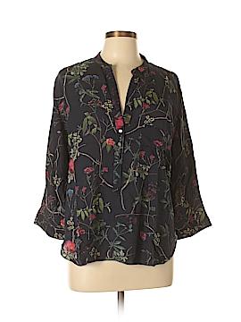 Zara 3/4 Sleeve Blouse Size XL