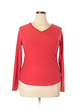 No Boundaries Long Sleeve T-Shirt Size 2X (Plus)