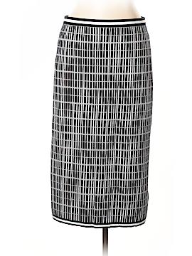 Brooks Brothers Silk Skirt Size L