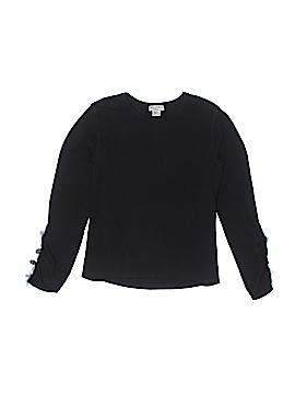 Eliane et Lena Long Sleeve T-Shirt Size 8