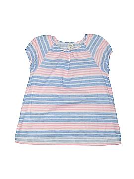 OshKosh B'gosh Short Sleeve Blouse Size 8