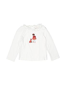 Janie and Jack Long Sleeve T-Shirt Size 3